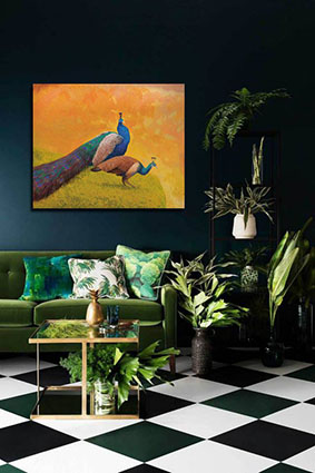 painting in interior_87