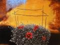 paveikslas_AGUONŲ DARŽELIS 100x120 cm